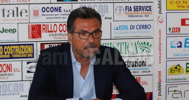 Il neo allenatore rossoblu Mandragora
