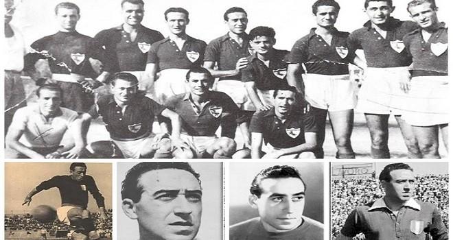 La Juve Stabia ricorda Romeo Menti ed il Grande Torino