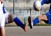Boys Caserta-San Marco Evangelista rinviata a mercoledì