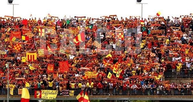 Lecce-Alessandria: il dettaglio biglietti venduti alle 21.00 del 28/05
