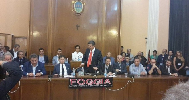 """Foggia, Landella: """"Promozione del Foggia è il riscatto di una città"""""""