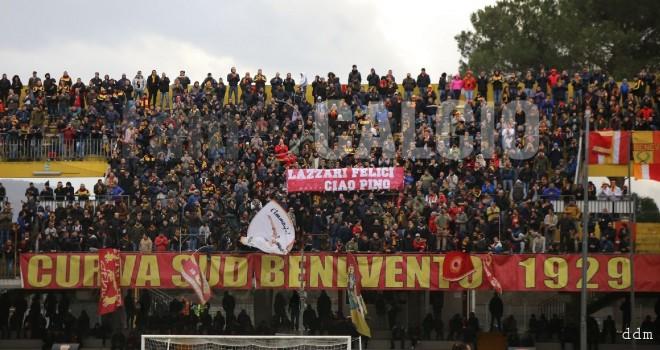 La Curva Sud del Benevento