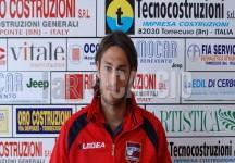Operato Pagano Il difensore del Francavilla tornerà tra 4-5 mesi