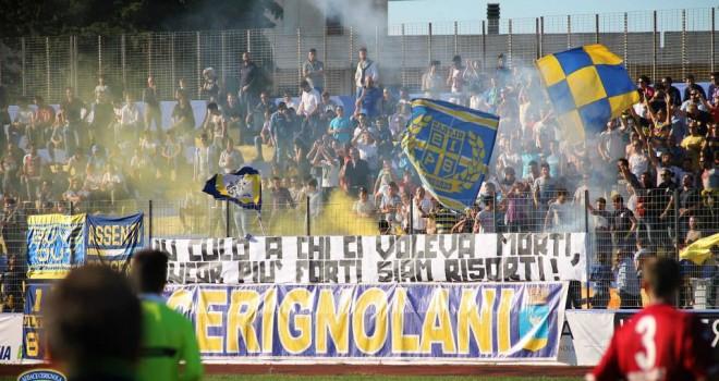 PAGELLE | Audace ne fa 4 all'Hellas Taranto e svetta in classifica