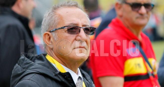 Il Pres. Vigorito, Benevento