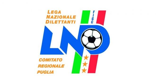 Puglia, Juniores regionali: ecco i gironi. Si parte il 29 ottobre