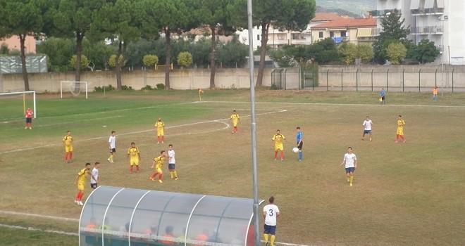 H.Casagiove, goleada col San Vitaliano. Giallorossi ai 16esimi