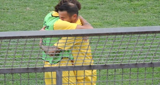 Pomigliano-Serpentara Bellegra 2-1, super Perna regala i tre punti