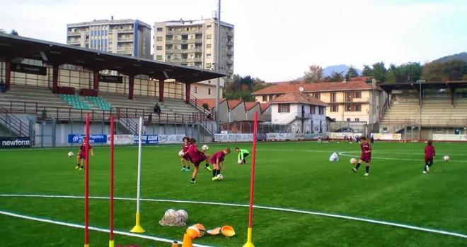 Serie D girone A - Allunga il Gozzano, pari per il Borgosesia