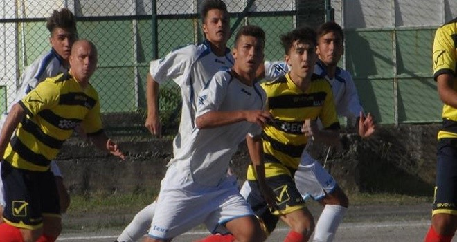 RUS Vico-Sibilla Soccer 2-1, ai palmesi il 1° round di Coppa Campania