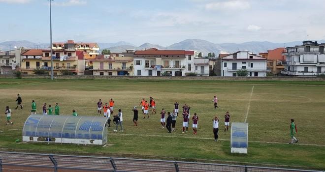 Acerrana-Sporting Domicella 1-0, Sais regala la 1ª vittoria in Coppa