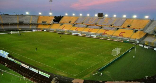 Lecce-Matera 3-0: i giallorossi si qualificano ai quarti di finale