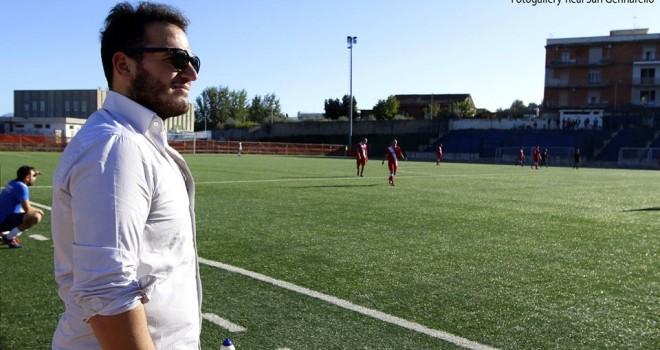 """Real S.Gennarello, Malinconico: """"Passato alle spalle, divertiamoci"""""""