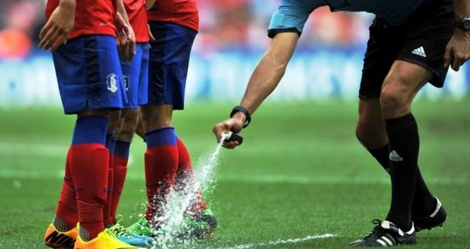 Sfogo degli arbitri: «Bombolette inadeguate»