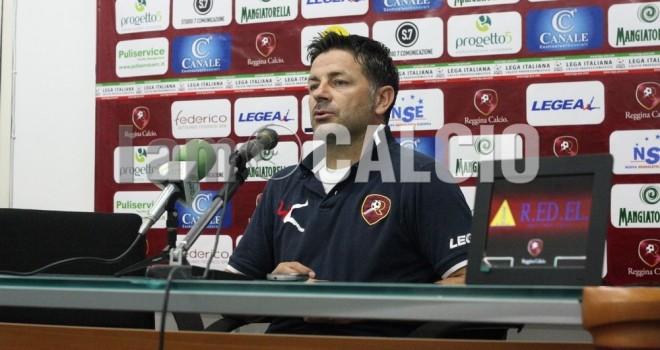 UFFICIALE - Cozza nuovo allenatore del Taranto