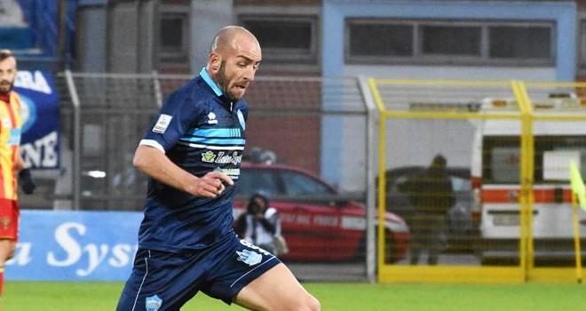 """Il Matera riacciuffa il Melfi nel 2° tempo: al """"Valerio"""" finisce 2-2"""