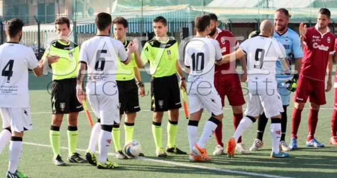 San Giorgio-Savoia 0-0, il primo round di Coppa termina a reti bianche