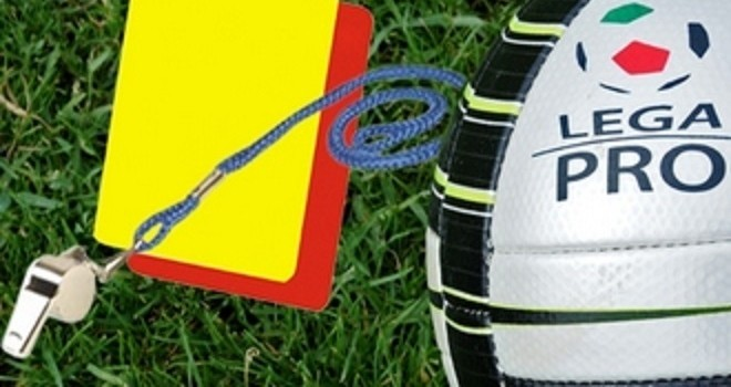 Lega Pro, le squalifiche del gir.C: multate cinque società