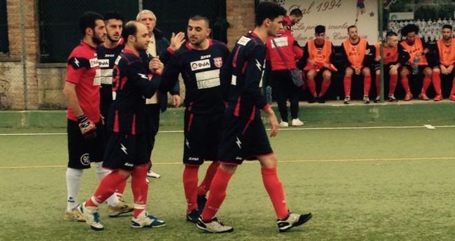 C.Paradiso Acerra-Tonia Futsal 7-3, vittoria e 2° posto per i rossoblu