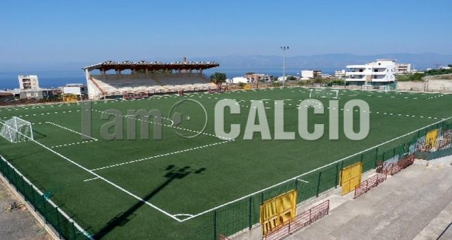 Lo stadio Campoli di Bocale