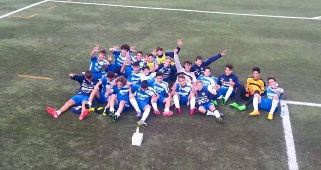 Matera Under 15, punito il Messina per 3-2: super Lorusso-Telesca