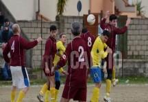 Cinque le vittorie casalinghe, Amorosi e San Cipriano è già fuga