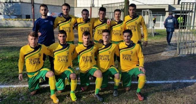 Eccellenza, colpo grosso del Lavello: Real Metapontino sconfitto 1-0