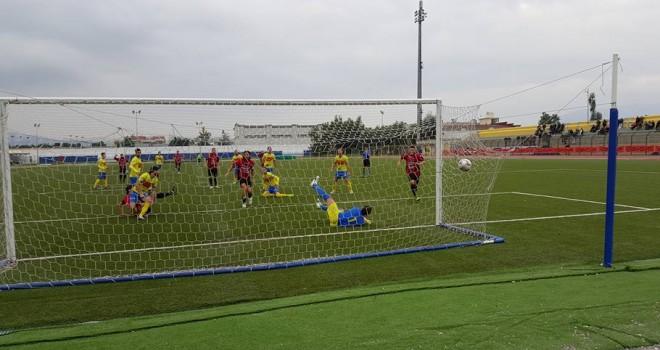 Coppa Dilettanti. Scafatese 1922 - Città Di Nocera: i gol in HD