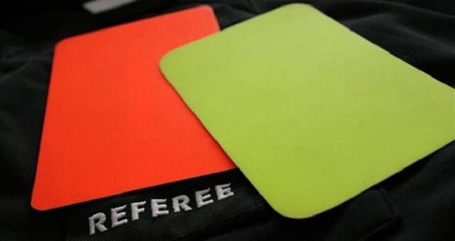 Serie B, 37a giornata: 8 giocatori squalificati, 4 società multate