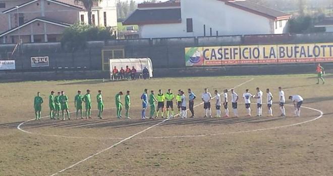 Real Forio, 1° round di Coppa alla Sessana: decide un super Grezio