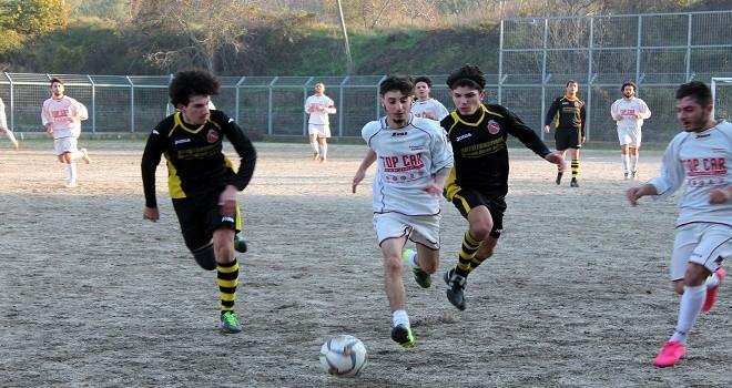 Real S.Gennarello, con l'Apollosa pari e pass agli ottavi di Coppa