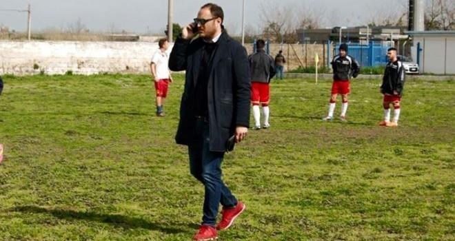 """Fulgor Cancello Arnone, mister Galasso: """"Soddisfatto del risultato"""""""