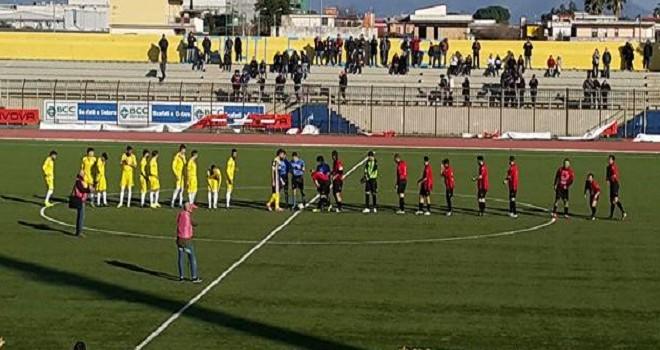Il Città di Nocera batte l'Us Scafatese e vola in finale di Coppa