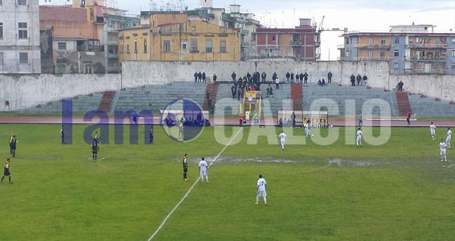 Al Portici l'andata della semifinale di Coppa: 2-1 alla Sessana