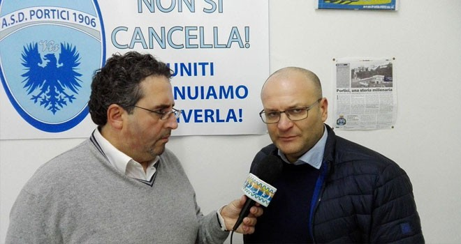 Sessana, le dichiarazioni di mister Sanchez nel post Portici