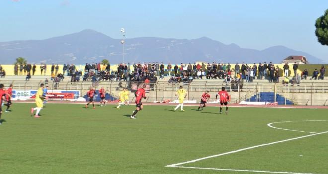 Us Scafatese-Città Di Nocera 1-3: gli highlights della gara di Coppa