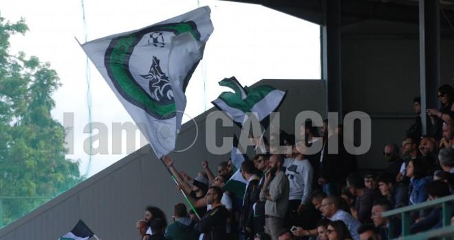 Virtus Avellino-Battipagliese 1-1: niente rimonta, bianconeri avanti