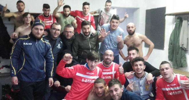 Nove gol tra Oliveto Citra e A.Montesano: vince la capolista