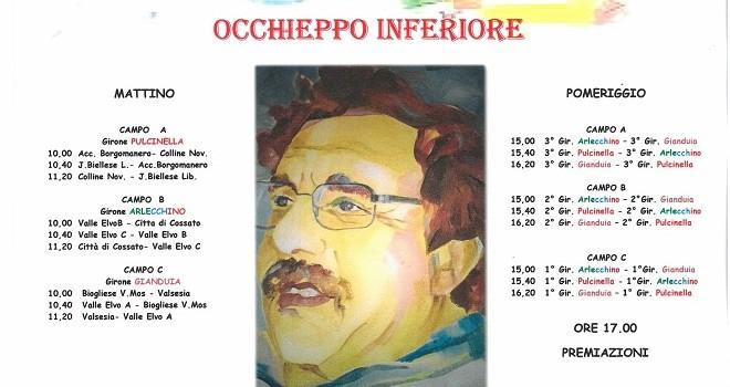 Domenica 28 ad Occhieppo Inferiore la 2° Coppa Carnevale
