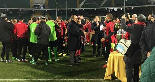 Ciotti e Carotenuto regalano la Coppa al Città di Nocera