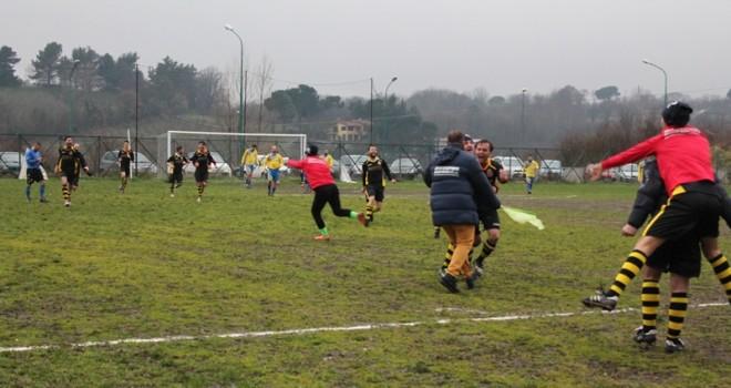 S.Irpina-Real S.Gennarello 1-1, per i biancorossi storica semifinale