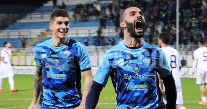 21esima gir.C Lega Pro: top Lecce, Benevento, Matera; flop Casertana