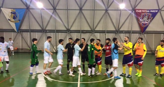 Real Ottaviano, tris e vittoria esterna contro la Futsal Parete