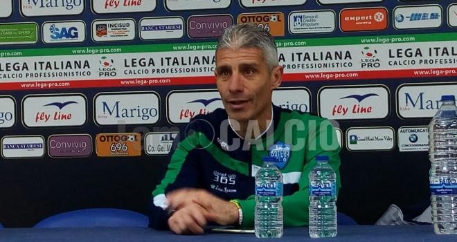 """Matera, Aprile: """"Rigore netto su Rolando. Crediamo ancora ai play off"""""""