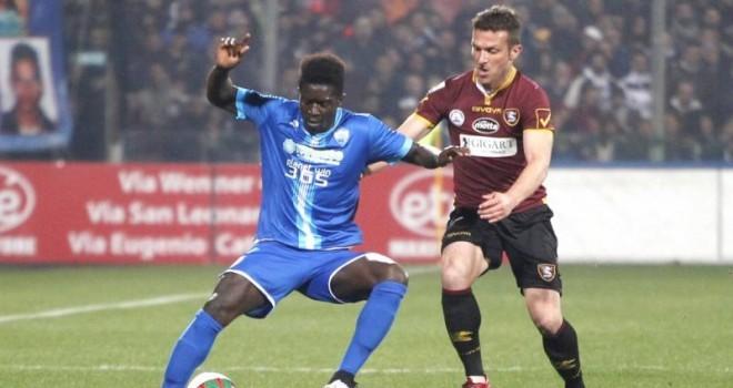 """Diop: """"La Juve Stabia ha bisogno dei 3 punti più del Matera"""""""