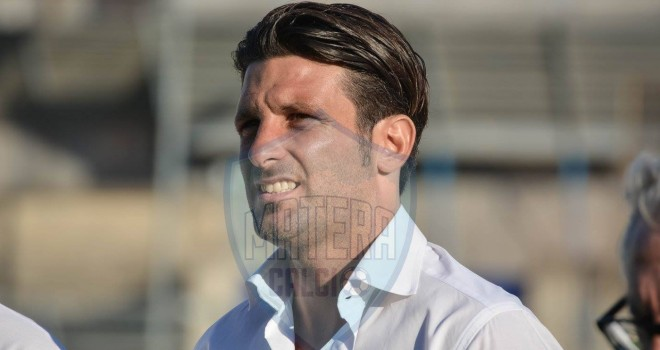 "Fernandez: ""Matera, testa alla Juve Stabia. Da ora sono tutte finali"""