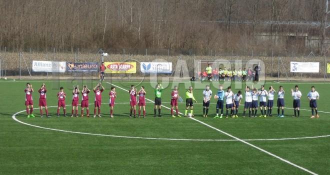 Giovanissimi Regionali Fascia B - Al Lucento big match e primo posto