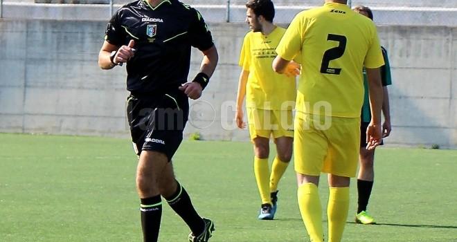 Juve Stabia-Matera, arbitra un fischietto della sezione di Livorno