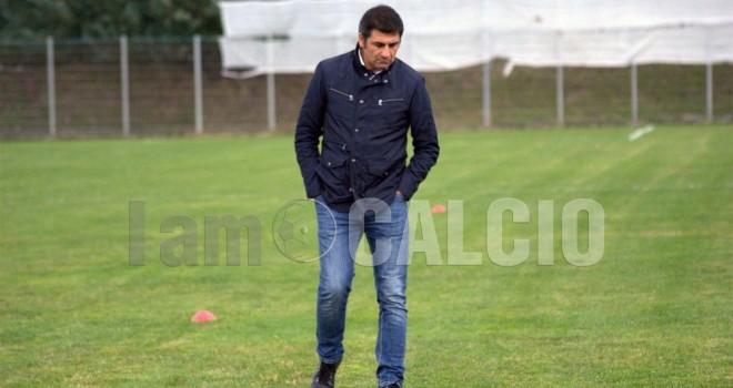 """Sporting Matera, Mattei: """"Partita perfetta, ci è mancato solo il gol"""""""