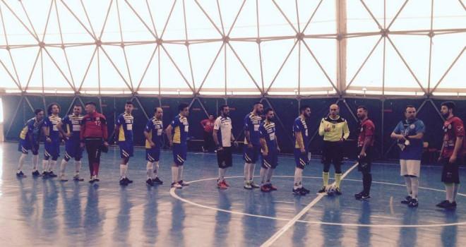 Club Paradiso Acerra, mal di trasferta: ko contro la Tonia Futsal